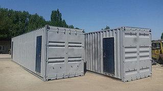 Вахтовый поселок для бригадиров 10 контейнеров, Костанай 4