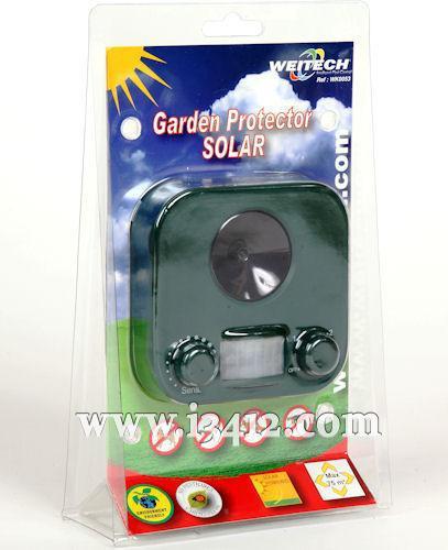 Ультразвуковой отпугиватель собак Weitech WK0053 в упаковке