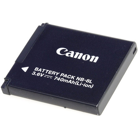Аккумулятор CANON NB-8L, фото 2