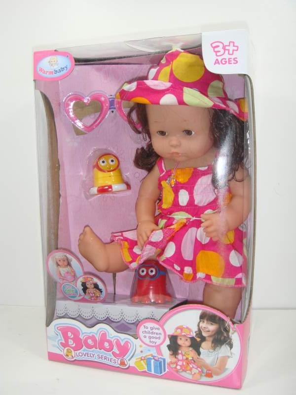 Кукла в панаме
