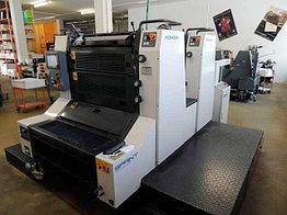 Komori Sprint 228P б/у 2000г - двухкрасочная печатная машина