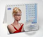 Настольный календарь перекидной, календари, изготовление календарей, фото 6