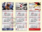 Квартальные календари, Изготовление и печать квартальных календарей, фото 7