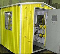 ГРПБ-05-2У1 Газорегуляторный пункт блочный