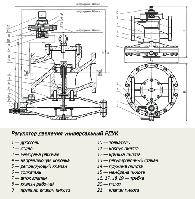 Ремкомплект РДУК-200