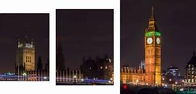 """Картина по номерам """"Ночной Лондон""""     под заказ 3 дня"""