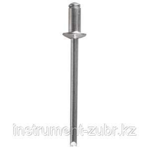 Заклепки PROFIX алюминиевые, 4,0х20мм, 50шт, STAYER