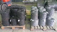 Колючая проволока одноосновная оцинкованная, 2,5 мм, мотки длиной 450-480 метров