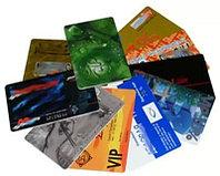 Утилизация пластиковых карт,кредитных,платежных,стрейч карт.