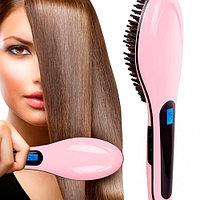 Расческа выпрямитель Fast Hair Straightener, фото 1