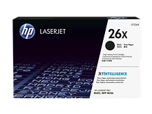 HP CF226X 26X Black LaserJet Toner Cartridge for LaserJet M426/M402, up to 9000 pages