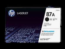 HP CF287A 87A Black LaserJet Toner Cartridge for LaserJet M506/M527, up to 9000 pages