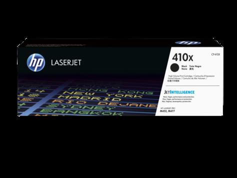HP CF410X Картридж лазерный HP 410X черный, ресурс 6500 pages