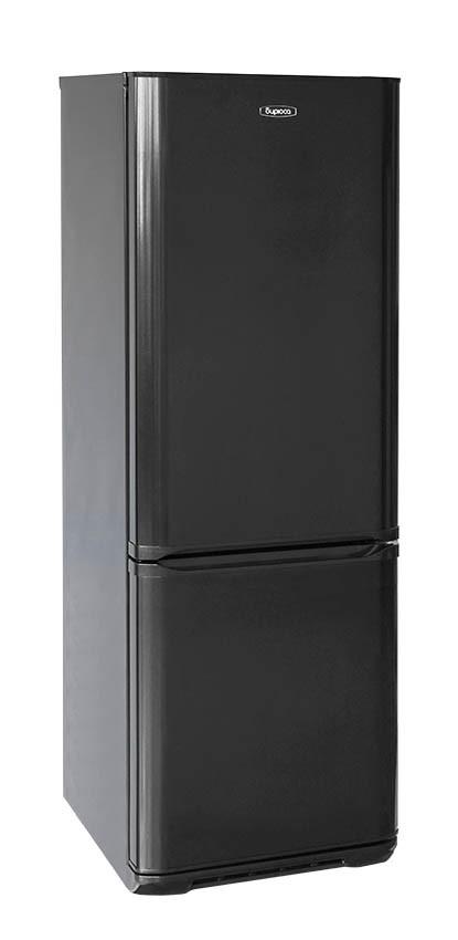 Холодильник двухкамерный Бирюса-В134 (1650*600*625 мм) черный