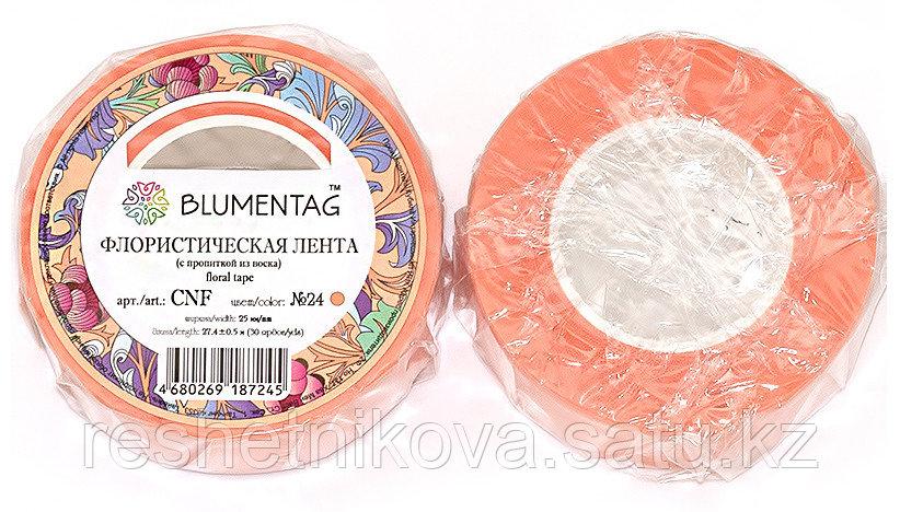 """""""Blumentag"""" Флористическая лента 25мм цвет №24"""