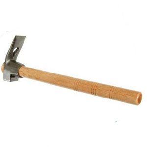 Молоток - гвоздодёр универсальный с ручкой (турецкий молоток, кесер)