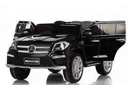 Электромобиль-джип Mercedes-Benz GL63 AMG12V