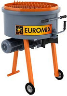 Растворосмеситель принудительного действия EUROMIX 600.120 MINI