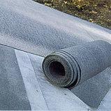 Подкладочный ковёр под мягкую кровлю (с амоклеящимся краем), фото 5