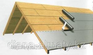 Подкладочный ковер RUFLEX на основе СБС модифицированного битума для гибкой черепицы 1х15 м. (15 кв.м.)