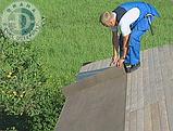 Подкладочный ковер RUFLEX на основе СБС модифицированного битума для гибкой черепицы 1х15 м. (15 кв.м.), фото 3