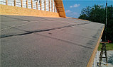 Подкладочный ковер RUFLEX на основе СБС модифицированного битума для гибкой черепицы 1х15 м. (15 кв.м.), фото 4