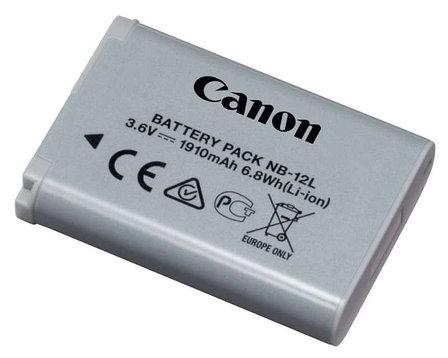 Аккумулятор Canon NB-12L, фото 2