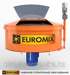 Бетоносмеситель принудительного действия EUROMIX 600.750