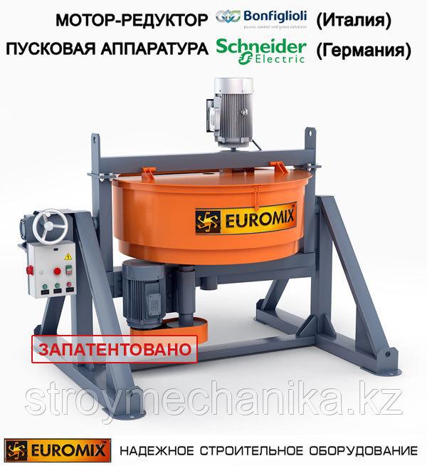 Универсальный планетарный растворосмеситель EUROMIX 600.300 SUPERMIX