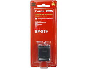 Аккумулятор CANON BP-819, фото 2