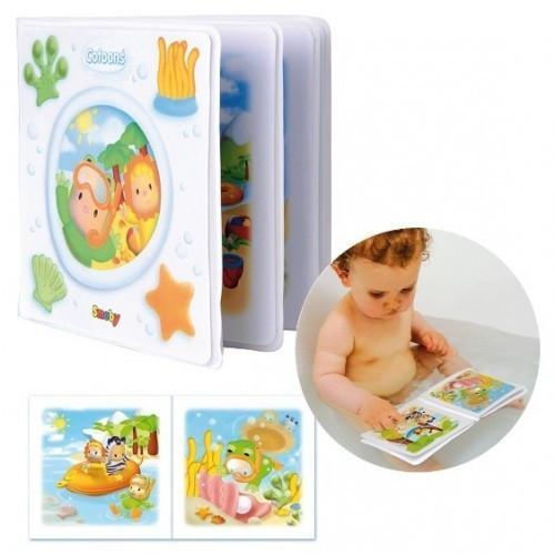 Smoby Мягкая книжечка для ванны Cotoons