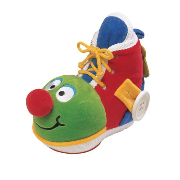 """K's Kids Развивающая игрушка """"Ботинок с зеркалом"""""""