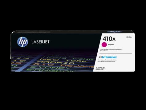 HP CF413A Картридж лазерный HP 410A пурпурный для Color LaserJet Pro M452/M477, ресурс 2300 стр