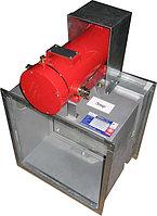Клапан воздушный огнезадерживающий КПС-1-В с электромеханическим приводом
