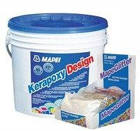 Kerapoxy Design №700 полупрозрачный цвет ( пр-во Италия)