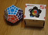 Кубик Megaminx Мегаминкс 3х3 черный Шенгшоу, фото 3