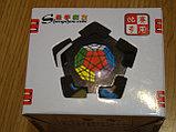 Кубик Megaminx Мегаминкс 3х3 черный Шенгшоу, фото 2