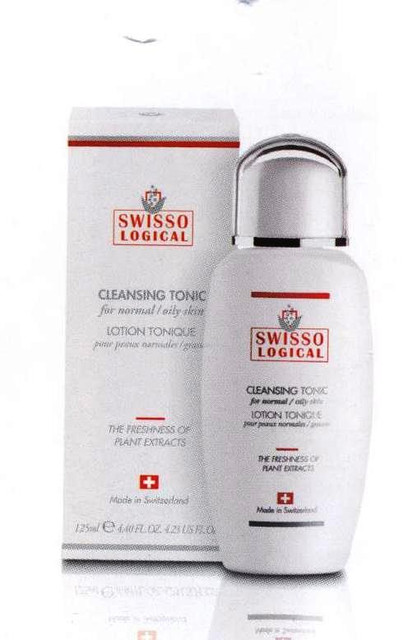 Цептер косметика SWISSO LOGICAL  очищающий тоник
