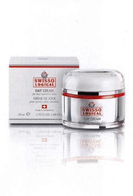 Цептер косметика SWISSO LOGICAL дневной крем для сухой/чувствительной кожи
