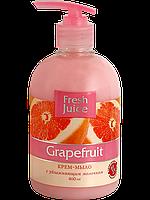 Крем-мыло с увлажняющим молочком Grapefruit