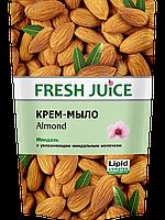 Крем-мыло с увлажняющим миндальным молочком Almond