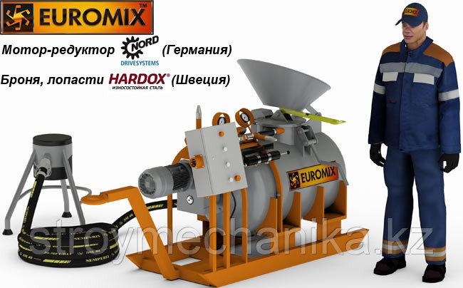 Смеситель-пневмонагнетатель EUROMIX 300 C