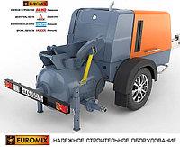 Смеситель-пневмонагнетатель автономный EUROMIX 360 D TRAIL