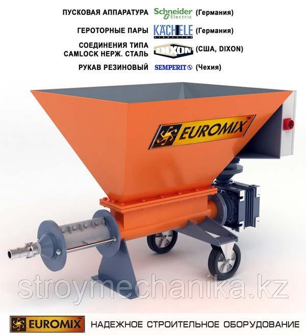 Героторный растворонасос EUROMIX 400.4