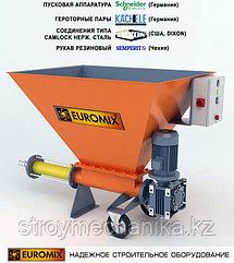 Винтовой растворонасос с бункером 500 л. EUROMIX 400.5.500