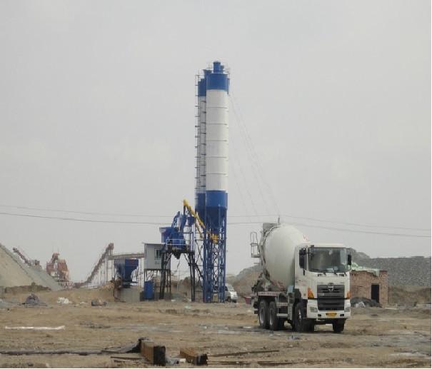 Бетоносмесительные установки и заводы из Китая (БСУ) 35 м3/ч