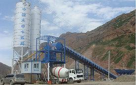 Бетоносмесительные установки и заводы из Китая 60 м3/ч