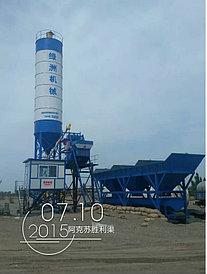 Бетоносмесительные установки и заводы из Китая 75 м3/ч