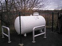 Резервуар для сж газа У-5м³ УГСЗ-001