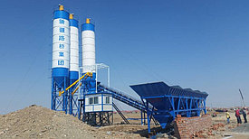 Бетоносмесительные установки и заводы из Китая 90 м3/ч